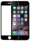 Защитное стекло EVA для iPhone 6/6s Black (SZE3D-6B)
