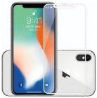 Защитное стекло EVA для iPhone X White (SZE3DW-X)