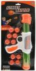 Игрушечное оружие 1toy Street Battle с мягкими шариками (Т13647 )