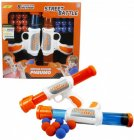 Игрушечное оружие 1toy Street Battle с мягкими шариками (Т13651)
