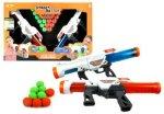 Игрушечное оружие 1toy Street Battle с мягкими шариками (Т13652)