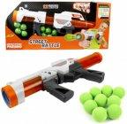 Игрушечное оружие 1toy Street Battle с мягкими шариками (Т13653)