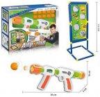 Игрушечное оружие 1toy Street Battle с мягкими шариками (Т16681)