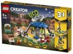 Конструктор Lego Creator: Ярмарочная карусель (31095)