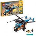 Конструктор Lego Creator: Двухроторный вертолет (31096 )
