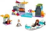 Конструктор Lego Disney Princess: Экспедиция Анны на каноэ (41165)