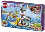 Конструктор Lego Friends: Спасательный центр на маяке (41380)