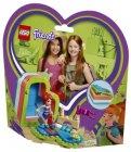 Конструктор Lego Friends: Летняя шкатулка сердечко для Мии (41388)