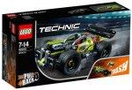 Конструктор Lego Technic: Зеленый гоночный автомобиль (42072)