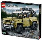 Конструктор Lego Technic: Land Rover Defender (42110)