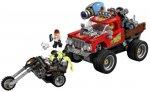 Конструктор Lego Hidden Side: Трюковый грузовик Эль Фуэго (70421)