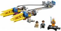 Конструктор Lego Star Wars: Гоночный под Энакина, к 20-летию (75258) фото