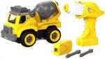 Набор для сборки ShantouBHX Toys Бетономешалка (CJ-1365052)