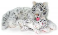Мягкая игрушка Hansa Creation Снежный барс мама, 70 см (4997) фото