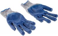 Перчатки Hammer особо прочные ХБ с латексным обливом (230-025) фото