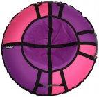Тюбинг Hubster Хайп, 130 см, фиолетовый/розовый (во4428-6)