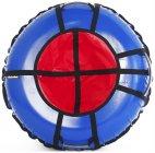 Тюбинг Hubster Ринг Pro, 120 см, синий/красный (во4813-3)