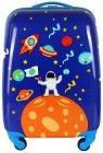 Чемодан MAGIO Космос, разноцветный (309)