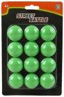 Мягкие шарики для игрушечного оружия 1toy Т13650, 12 шт