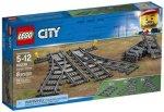 Конструктор Lego City: Рельсы и стрелки (60238)