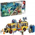 Конструктор Lego Hidden Side: Автобус охотников за паранормальными явлениями 3000 (70423)