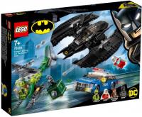 Конструктор Lego Бэткрыло Бэтмена и ограбление Загадочника (76120) фото