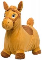 Лошадка-попрыгунчик Наша Игрушка