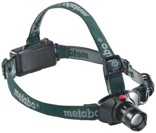 Фонарь налобный Metabo LED (657003000)