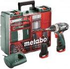 Аккумуляторная дрель-шуруповерт Metabo PowerMaxxBSBasicSet (600080880)