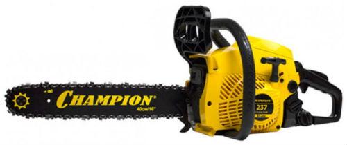 Объявления Пила цепная бензиновая Champion 237-16 Валки