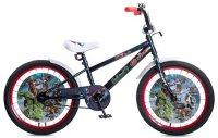 Велосипед детский 1toy ВН20194 Marvel: Мстители