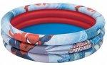 Надувной детский бассейн BESTWAY Spider-Man, 122х30 см, 200 л (бв98018)