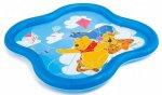 Надувной детский бассейн Intex Disney: Винни-Пух, 140х140х10 см, 115л (с58433)