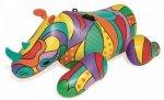 "Надувная игрушка BESTWAY ""Поп-арт Носорог"", 201х102 см (бв41116)"