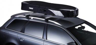 Объявления Автомобильный Бокс Thule Ranger 500 Black/Silver (603500) Сердобск