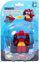 пожарная машина shantou gepai машина пожарная парковка красный b1695688 Робот 1toy Мой первый трансформер: Пожарная машина (Т16510)