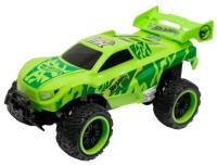 Багги на радиоуправлении 1toy Hot Wheels: Бигвил, зеленый (Т10981)