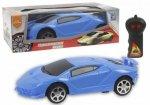 Радиоуправляемая машина 1toy Спортавто: легковой, 17 см, синий (Т13818)