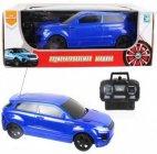 Радиоуправляемая машина 1toy Спортавто: Джип, 20 см, синий (Т13830 )