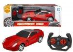 Радиоуправляемая машина 1toy Спортавто: легковой, 29 см, красный (Т13849)