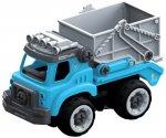 Радиоуправляемая машина 1toy Сити-сервис: Мусоровоз, 18 см (Т16968)