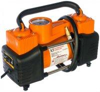Автомобильный компрессор Airline Standart X5, 50л/мин, 10 АТМ, двухпоршневой (CA-050-16S)
