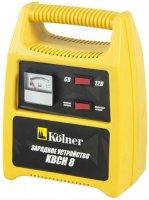 Автомобильное зарядное устройство Kolner KBCН 8 (кн8кбс)