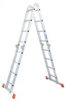 Лестница шарнирная Krause Multimatic, 4х4 ступени (120649)