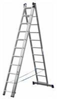 Лестница СИБИН 3x11 ступеней (38833-11)