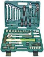 Набор инструментов Jonnesway S04H52460S, 60 предметов (47566)
