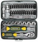 Набор слесарно-монтажных инструментов KRAFTOOL 38 предметов (27970-H38)