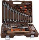 Набор инструментов Ombra OMT88S, 88 предметов (55015)
