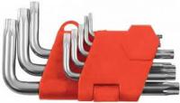 Набор шестигранных ключей FIT Г-образные, торцевые, 0.7-3.0 мм, 7 шт (64160) набор торцевых шестигранных ключей на кольце 8 шт fit 64003