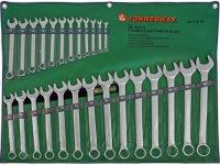 Набор комбинированных ключей Jonnesway 6-32 мм, 26 шт (W26126S)